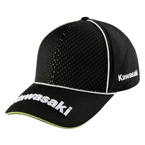 Picture of SPORTS CAP (Universal Black / Lime Green)
